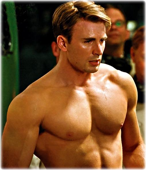 How to get strong fast and ripped the superhero workout chris evans chest is now the most talked about body part in all of hollywood photo marvel studios paramount pictures altavistaventures Images