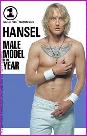 hansel so hot right now