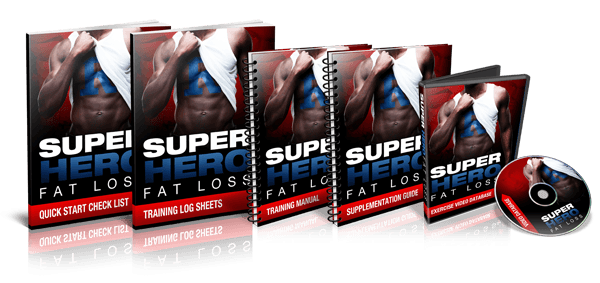How to Get Strong, Fast, and Ripped: The Superhero Workout