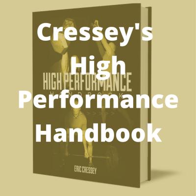 eric cressey high performance handbook