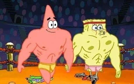 musclespongebob