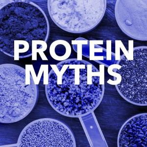 plant-based protein supplements.