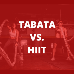 Tabata Protocol Versus High Intensity Interval Training (HIIT)