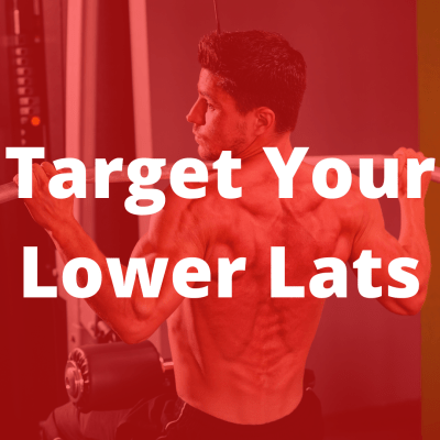 lower lat exercises