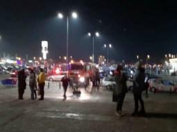 Incendiu la Mall-ul din Sibiu! Sute de oameni s-au autoevacuat speriați de focul izbucnit 6