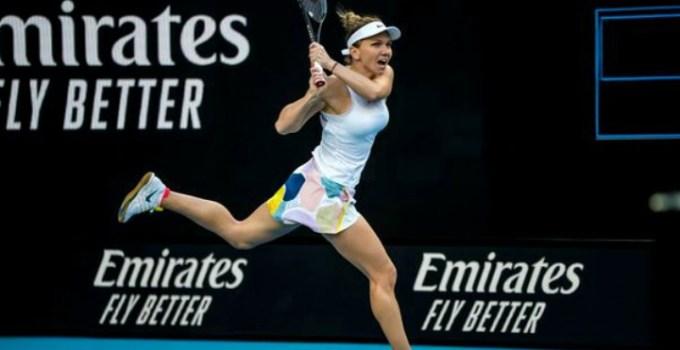 Felicitări! Simona Halep s-a calificat în sferturile de finală de la Australian Open. Românca și-a aflat următoarea adversară 5