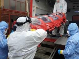 Al patrulea deces al unui bolnav cu coronavirus în România. A fost internat sâmbătă 8