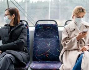 Mască obligatorie. O româncă a fost amendată cu 500 de lei pentru că nu a purtat-o în autobuz 9