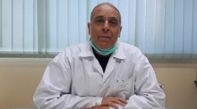 """Medicul Virgil Musta: """"Mă aşteptam ca în România să fie mult mai rău ca în Italia. Nu se ştie exact dacă pacienţii asimptomatici sunt sau nu contagioşi. Trebuie să aşteptăm ..."""" 1"""