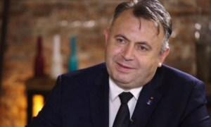 Ministrul Sănătății, momente emoționante. Nelu Tătaru a povestit cu ochii în lacrimi despre mama lui 12