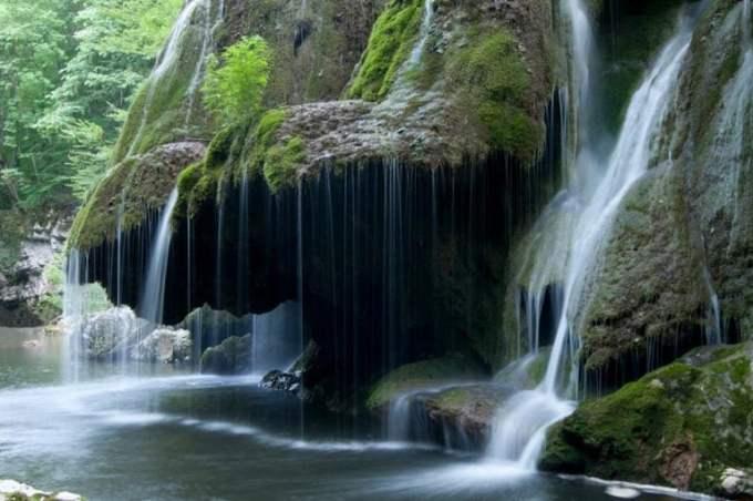 (Video) Vezi cum a fost transformată Cascada Bigăr, o minune a naturii, cu 140.000 de euro 2