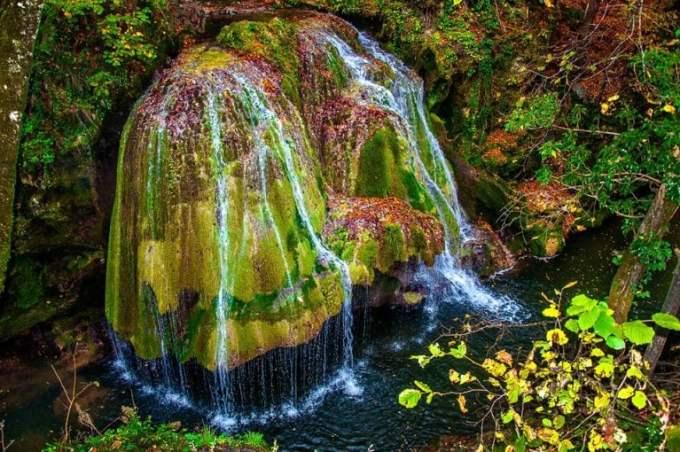 (Video) Vezi cum a fost transformată Cascada Bigăr, o minune a naturii, cu 140.000 de euro 3