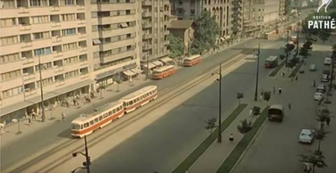 (Video) România in 1964. Vezi un film de prezentare facut de britanici 8