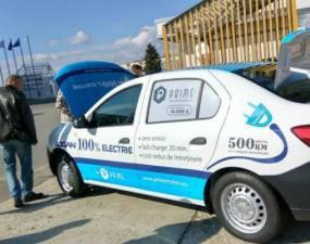 """Dacia Logan Electric pus în vânzare. Sute de km cu un """"plin"""" şi 25 de ani garanţie pentru baterie 4"""