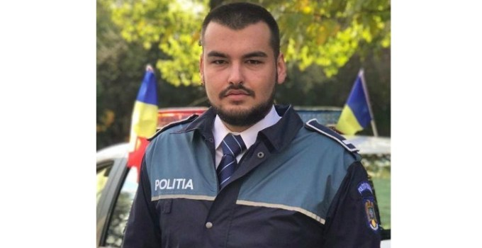 FELICITĂRI! 21 de ani. El este cel care l-a prins, într-un timp foarte scurt, pe individul ce a înjunghiat două femei în București! 14