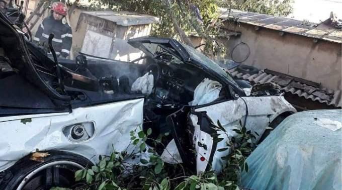 (Video) Un șofer român tâmpit a omorât un copil de 3 ani, pe mama lui, însărcinată, şi bunica lui. Era beat și conducea un BMW M6, cu peste 150 de km/h și Live pe Facebook 1