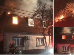 """(Video) Cântăreaţa de manele Sorina, supărată pe pompieri, după ce i-a luat foc casa: """"Dacă aveam furtun, opream eu imediat. Au venit patru maşini şi doar cu un singur furtun..."""" 5"""