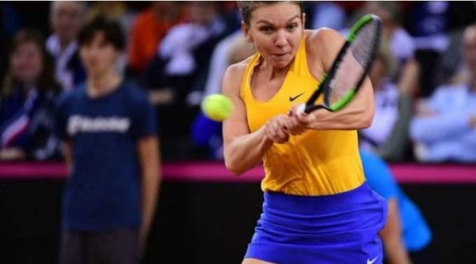 FELICITĂRI, Simona Halep!  Ce spune presa franceză despre victoria superbă a româncei 1