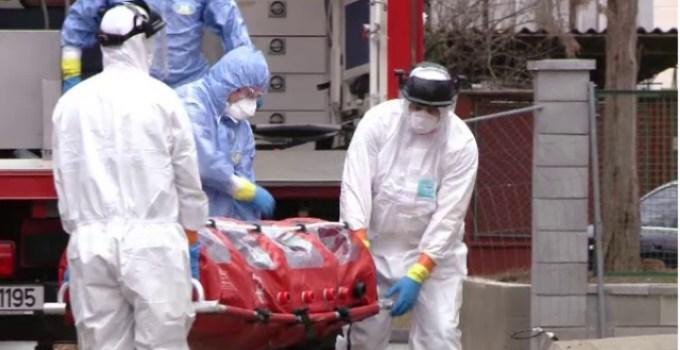 Tragedia continuă în Italia. Încă 349 de morţi din cauza coronavirusului și 3.233 de cazuri noi, în ultimele 24 de ore 1