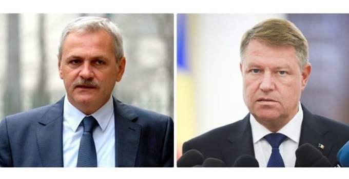 Sondaj alegeri prezidențiale România. Câte voturi ar obține Klaus Iohannis și Liviu Dragnea în primul tur 1