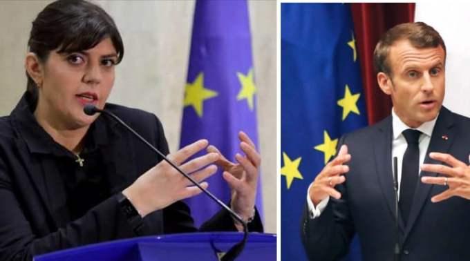 Franța își schimbă poziția și o susține pe Kovesi la șefia Parchetului UE, spun cei de la Financial Times 1