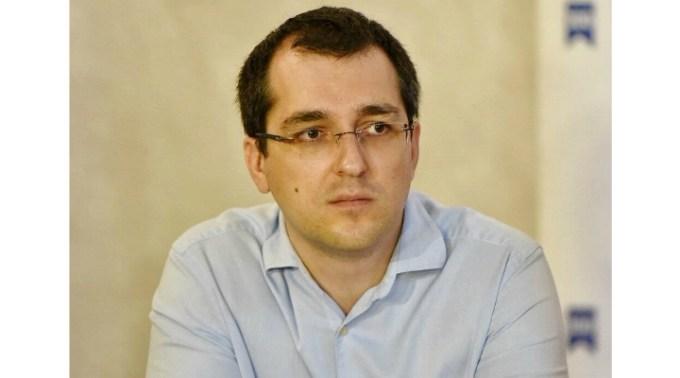 """Vlad Voiculescu: """"Primul caz de coronavirus confirmat în România.Nu e rost de panică ci de grijă mare, în primul rând față de cei vulnerabili din jurul nostru - părinți, bunici și cei bolnavi"""" 1"""
