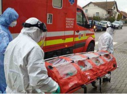 Alte două noi decese în România din cauza coronavirusului.  94 de morți în total 7