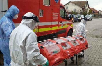 Bilanț nou. 1.952 de bolnavi cu coronavirus în România, 192 confirmări în ultimele 24 de ore ! 33 în stare gravă, 44 de morți 5
