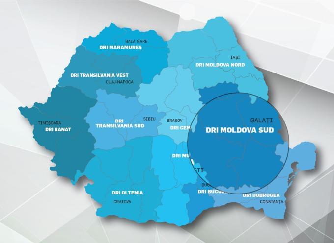 Urmează Regionalizarea Romaniei Sri S A Reorganizat In 11