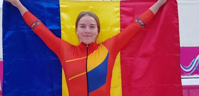(Foto) FELICITĂRI! România are aur la Jocurile Olimpice de Tineret! Georgeta Popescu e campioană olimpică! 1