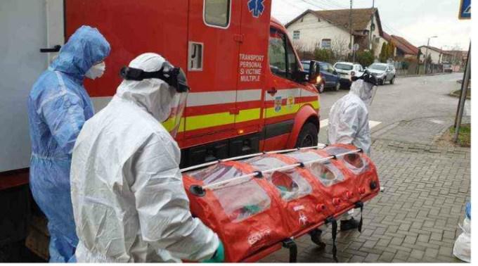 Două gravide au murit joi din cauza coronavirusului. Una în ambulanţă iar cealaltă în spital 1