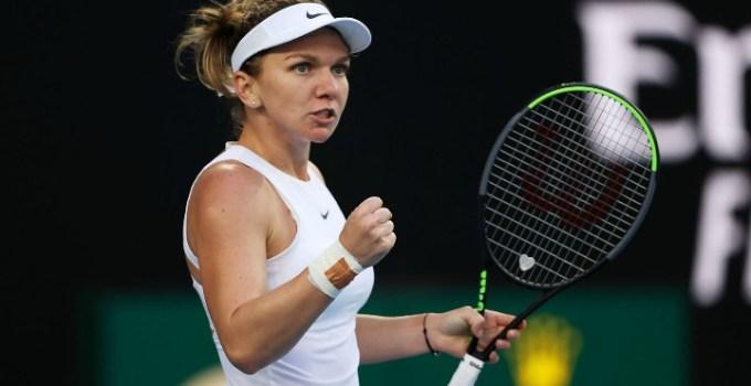 FELICITĂRI! Simona Halep victorie categorică în turul II la Australian Open! 9