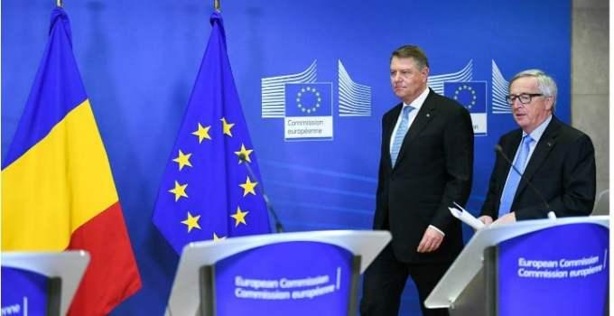 """Jean Claude Juncker mesaj pentru Dragnea: """"Românii nu merită să fie tratați ca cetățeni de mâna a doua .... Dacă legile (justiției, n.r.) din România rămân în forma adoptată de Parlament, discuțiile despre ridicarea MCV și aderarea României la Schengen se vor pune în alți termeni"""" 15"""