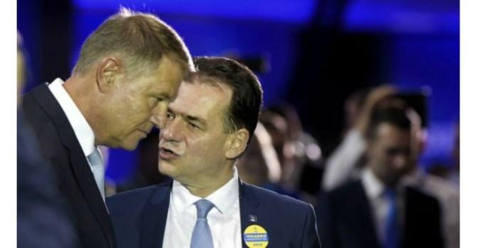"""Ludovic Orban a fost demis! PNL a pierdut Guvernarea! Ce va face Klaus Iohannis? Oreste: """"Ce se întâmpla dacă moțiunea trece/pică...o scurtă analiza pe înțelesul tuturor...."""" 11"""