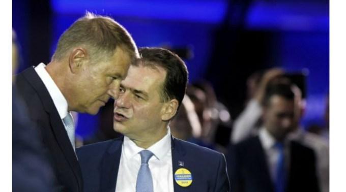"""Ludovic Orban a fost demis! PNL a pierdut Guvernarea! Ce va face Klaus Iohannis? Oreste: """"Ce se întâmpla dacă moțiunea trece/pică...o scurtă analiza pe înțelesul tuturor...."""" 1"""