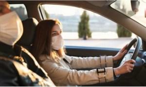 """Avocatul Gheorghe Piperea: """"A purta masca pe figura in mașina proprie, mai ales când ești la volan, este un minunat prilej de a te transforma într-un adevărat pericol public pentru siguranța circulației pe drumurile publice. Poți face hypoxie, poți ..."""" 43"""