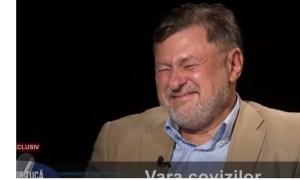 (Video min 43) Alexandru Rafila a avut o criză de râs după o declarație a ministrului Sănătății, Nelu Tătaru 23