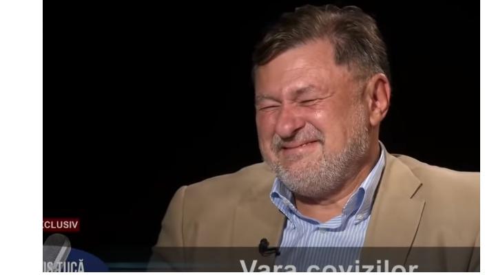 (Video min 43) Alexandru Rafila a avut o criză de râs după o declarație a ministrului Sănătății, Nelu Tătaru 1