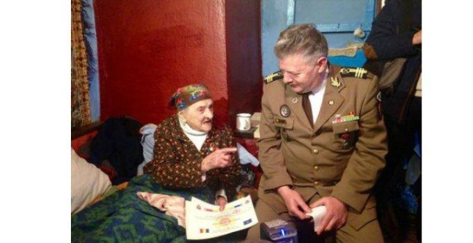 """Cea mai bătrână femeie din România? Născută pe 29 februarie, sărbătorită la 108 ani. Soțul ei a fost dus în război. """"Aștept și în ziua de azi să primesc o veste despre el, pentru că a fost singurul meu bărbat și l-am iubit mult"""" 1"""