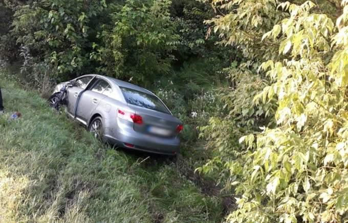 (Foto) Accident Grav. Doi morți după ce două autoturisme și un TIR s-au ciocnit pe Valea Oltului 5