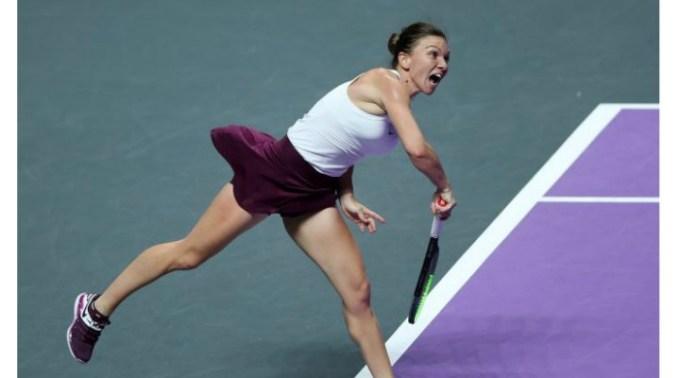 Succes! Simona Halep - Karolina Pliskova, vineri. Miza e calificarea în semifinalele Turneului Campioanelor 1