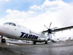 """(Video) TAROM, primele imagini din interior cu noul avion cumpărat, nou-nouț. TAROM: """"Bine ai venit în familie, YR-ATJ! Welcome to the Family YR-ATJ!"""" 16"""