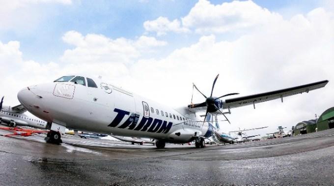 """(Video) TAROM, primele imagini din interior cu noul avion cumpărat, nou-nouț. TAROM: """"Bine ai venit în familie, YR-ATJ! Welcome to the Family YR-ATJ!"""" 1"""