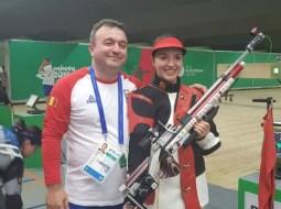 FELICITĂRI! De două ori aur pentru România la tir sportiv la Grand Prix-ul de la Belgrad! 26