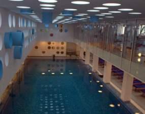 (Foto) S-a deschis cel mai modern Centru SPA & Wellness în cea mai vizitată salină din România 12