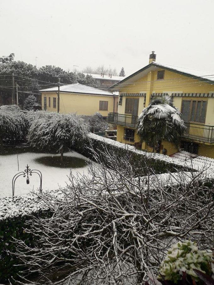 (Video) Zăpadă mare. Ninge la Rânca și Straja. Ninge și la românii din Italia. Dor mare de un Crăciun cu zăpadă, acasă 3