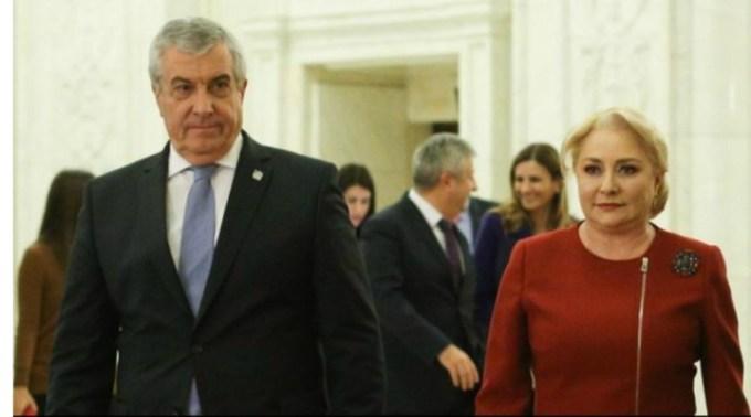 """Tăriceanu umilit de Viorica. Sebastian Lazaroiu: """"L-a luat pe Meleșcanu, vicepreședinte ALDE, cum iei ursuleții ăia la bâlci, după ce ai nimerit trei din cinci. A mai luat trei azi, printre care Leocadia, o apropiată a lui Tăriceanu, și i-a facut miniștri. Și nu s-a mulțumit cu asta. A declarat că, dacă Tăriceanu îi exclude din ALDE pe ăștia trei, o să ..."""" 1"""