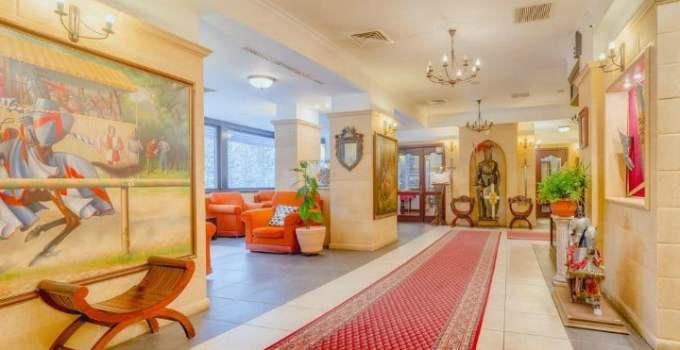 (Foto) Cât costă Revelionul la hotelul Simonei Halep din Poiana Brașov 3