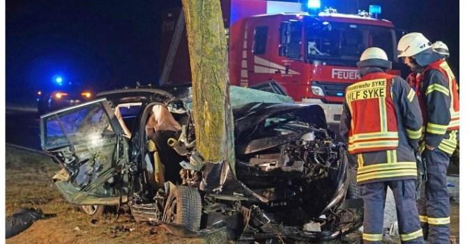 (Foto) Român din Germania scăpat miraculos cu viaţă din maşina în care trei oameni au murit 21