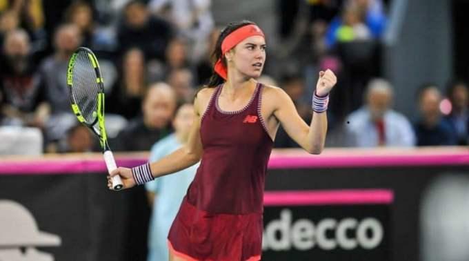 Victorie pentru Sorana Cîrstea în duelul românesc de la Indian Wells. A surclasat-o pe Monica Niculescu și va juca împotriva unei septuple campioane de Mare Șlem 1